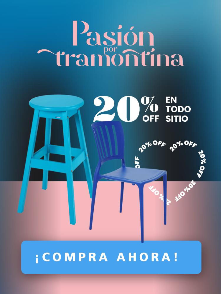 Tramontina Sillas San Valentina Verano 2021