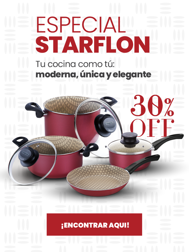 Starflon Max Abril 2021